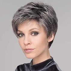 Today we have the most stylish 86 Cute Short Pixie Haircuts. We claim that you have never seen such elegant and eye-catching short hairstyles before. Pixie haircut, of course, offers a lot of options for the hair of the ladies'… Continue Reading → Haircut For Older Women, Short Hairstyles For Women, Straight Hairstyles, Short Hair Older Women, Undercut Hairstyles, Cool Hairstyles, Over 60 Hairstyles, Grey Hair Light, Blue Hair