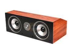 My center channel for HT.    Polk Audio CS2 Series II Center Channel Speaker (Cherry) Each