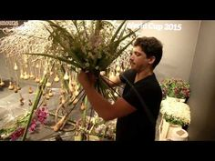 Impressions of the Fleurop-Interflora World Cup 2015 in Berlin, Germany Flower Video, World Cup, Flower Art, Berlin, Germany, Flowers, Youtube, Art Floral, World Cup Fixtures