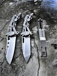 QTRMSTR Knife Quartermaster Knives Qtr 11 General Lee 2 Tanto Texas Tea | eBay