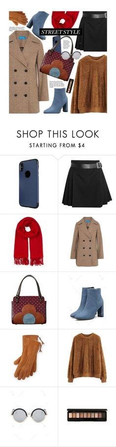 """""""Street Style"""" by beebeely-look ❤ liked on Polyvore featuring Alexander McQueen, Whistles, M.i.h Jeans, Orla Kiely, Polo Ralph Lauren, StreetStyle, casual, Trendy, streetwear and rosegal"""