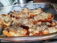 Feta, Shrimp, Protein, Chicken, Healthy, Recipes, Potato, Sweets
