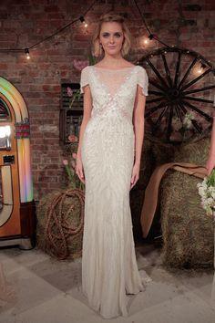 Laissez Vous Tenter Par un Mariage au Thème Great Gatsby Avec ces Robes Style Années 20