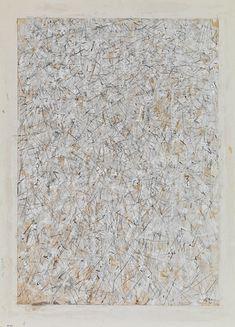 Mark Tobey, Trembling Space on ArtStack #mark-tobey #art