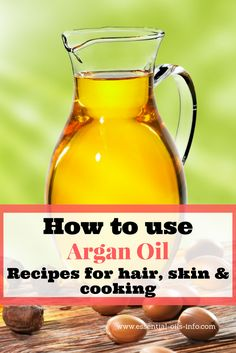 Find out how to use Argan Oil. Learn its benefits, argan oil recipes, and the best way to mix and apply it with essential oils.