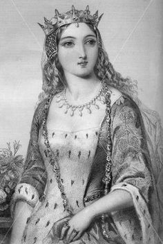 Margaret of Anjou, 23.III.1430 – 25.VIII.1482 - Margaret was the wife of King Henry VI of England. As such, she was Queen consort of England from 1445 to 1461 and again from 1470 to 1471; and Queen consort of France from 1445 to 1453. Born in the Duchy of Lorraine, into the House of Valois-Anjou, Margaret was the second eldest daughter of René I of Naples and Isabella, Duchess of Lorraine.