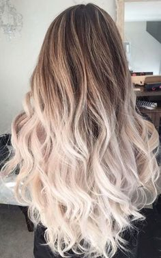 Ombre Hairstyles Adorable 60 Trendy Ombre Hairstyles 2018  Brunette Blue Red Purple Green