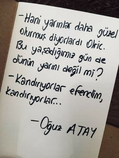 Ahhh o yarınlar. Poetry Quotes, Book Quotes, Words Quotes, Life Quotes, Sayings, Meaningful Sentences, Good Sentences, Meaningful Quotes, Poetic Words