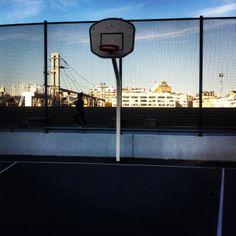 Playground - Jardin d'Eole, Paris Odile Genetet - 2013