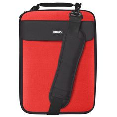 """NoLita Laptop Case 13"""" Red now featured on Fab."""
