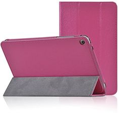 Fitian Silk Leather Folding Stand Cover Case for Huawei Glory S8-701u S8-701w 8.0'' Tablet PC Wifi 3G Mediapad Fashionable with Seven Color Options (Rose-carmine) Fitian http://www.amazon.com/dp/B00P0I6ZM4/ref=cm_sw_r_pi_dp_K55Dvb1P79NNW