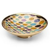 Decorative Bowls & Plates | Recycled Gifts | Fair Trade Homewares $22.95  To place an order for this beautiful home decor items, click on the link below http://www.oxfamshop.org.au/homedecor/13984396 #oxfam #oxfamshop #fairtrade #shopping #homedecor