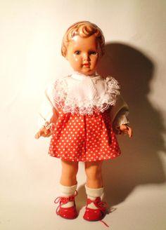 original alte Schildkroet - Puppe URSEL 29 | eBay