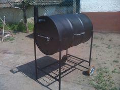My barrell grill