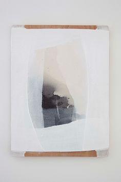Ian McKeever ~ Hours of Darkness – Hours of Light