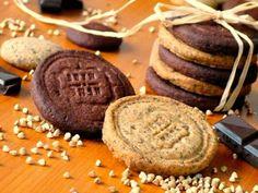 Pohankové čokoládové a makové sušenky Diabetic Recipes, Paleo, Cookies, Chocolate, Baking, Food, Biscuits, Crack Crackers, Bakken
