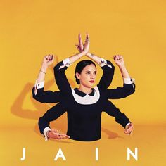 DEEZER - New favorite album: Jain - Zanaka
