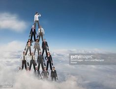 Image result for human pyramid
