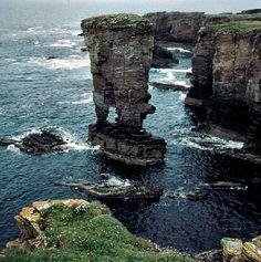 The Finfolk of Orkney Folklore