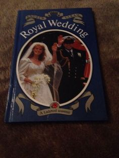 Ladybird Book Royal Wedding , Andrew And Sarah in Books, Comics & Magazines, Children's & Young Adults, Non-Fiction Book Illustration, Illustrations, 1980s Childhood, Ladybird Books, My Youth, Young Adults, Nonfiction, Magazines, Memories