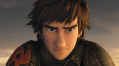 very angry Hiccup :)