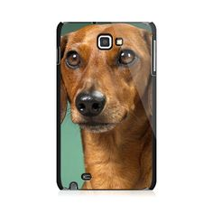 Brown Dog Samsung Galaxy Note Case