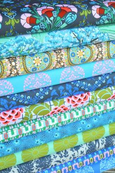 Amy Butler Fabric Collections | Amy Butler Cameo collection | Fabric I Like