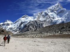 What it takes to climb the ultimate trek: Everest Base Camp