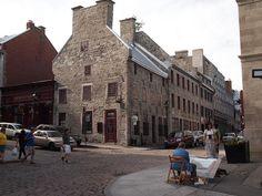 Rue Saint-Paul, Vieux-Montréal