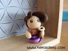 Megara Fimo Princess Disney
