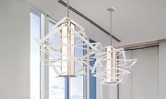 Design from a New Angle Corbett Lighting, Modern Chandelier, Light, Lighting, Modern, Home Decor, Chandelier, Wall Sconces, Ceiling Lights