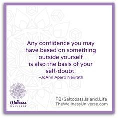 The #Wellness Universe #Quote of the Day by JoAnn Aparo Neurath #peace #empowerment  www.TheWellnessUniverse.com