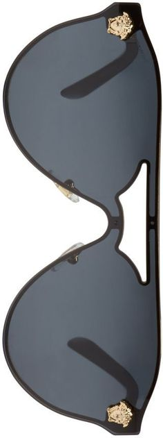 Versace Pilot Aviator Sunglasses More Usando Óculos, Oculos De Sol, Óculos  De Sol De c94d5018f5
