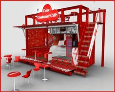 Creative Uses of Shipping Containers from W3 | Triton World