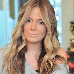 Lovely color done by @victorkeyrouz . . . . . . #hair#curlyhair#hairporn#longhair#worldhair#styles#capellilunghi#sexyhair#cabelo#topuz#blowdry#hairling#pelolargo#ponytail#hairdresser#haircolor#salon#fashion#haare#uzuns#aç#haar#cabelospretos#długiewłosy#hairgo#als#تسريحات#صبغات#مكياج#