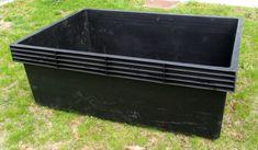 Kit complet Bassin Quadra C3 : Bassin 365L + contour bois + pompe ...