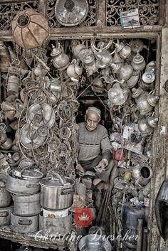 Tin Man . Marrakech