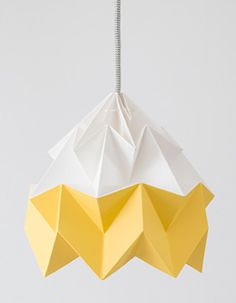 Moth origami lampe fra hollandske Studio Snowpuppe - WhatWeDo København
