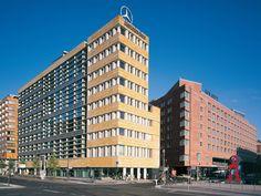 Potsdamer Platz Berlin Mercedes Moneo