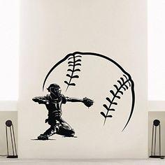Wall Decal Vinyl Sticker Gym Sport Baseball Player Decor Sb1011 ElegantWallDecals http://www.amazon.com/dp/B016WLX2X2/ref=cm_sw_r_pi_dp_jU5lwb141YKG8
