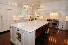 The 25 Most Gorgeous White Kitchen Designs For 2016 - Home Epiphany