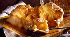 Gougères au maroillesVoir la recette des Gougères au maroilles >>