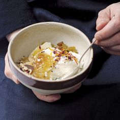 Ricotta Breakfast Bowl