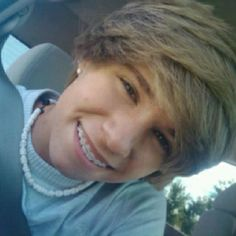 Adorable:) boys with braces and flippy hair = Hotness!!!!♥♥