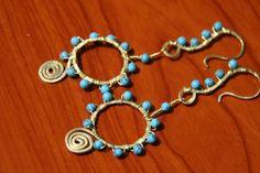 https://www.etsy.com/listing/187385522/beaded-bronze-turquoise-stone-handmade