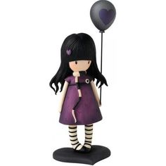 Gorjuss A26479 The Balloon Figurine