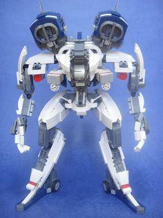 JAN LEGO ROBOT MECHA CAR   Flickr - Photo Sharing!
