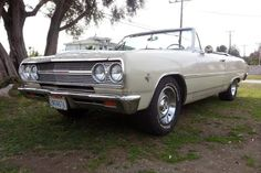 1965 Chevelle Convertible: Price Of Originality - http://barnfinds.com/1965-chevelle-convertible-price-of-originality/