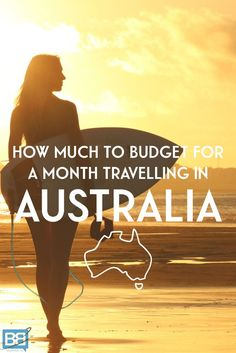 How Much To Budget For A Month Travelling Australia - a full breakdown of all the major costs when backpacking in Australia. From accommodation and tours to travel passes, meals and booze!