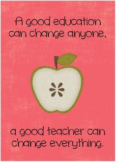 A good education can change anyone, a good teacher can change everything. #Alagappa #Institute #of #Technology.